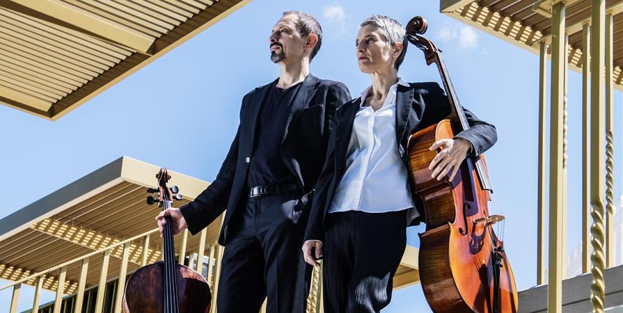 24-11-2019 : Saint-Erme-Outre-et-Ramecourt : Anne GASTINEL et Xavier PHILLIPS - Les Concerts de Poche
