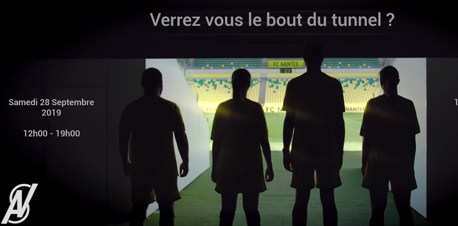 Billetterie Escape Game Challenge 28/09/2019 - 16h00 - Activ Nantes Supports