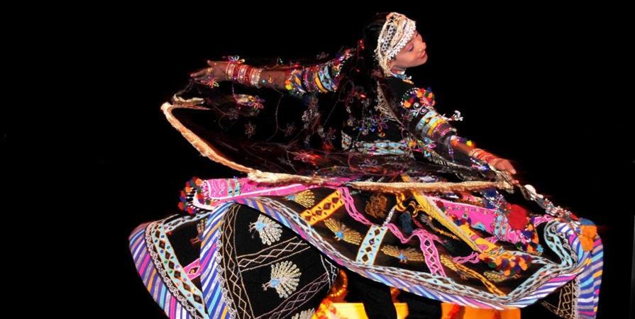 FESTIVAL MEHFIL - ANWAR KHAN GROUP - Association TAAL TARANG -Indian Arts Academy