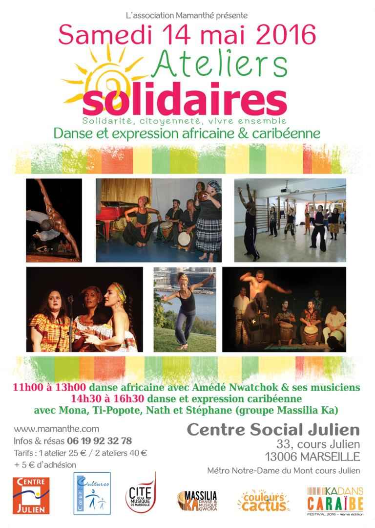 Ateliers solidaires - Association Mamanthé