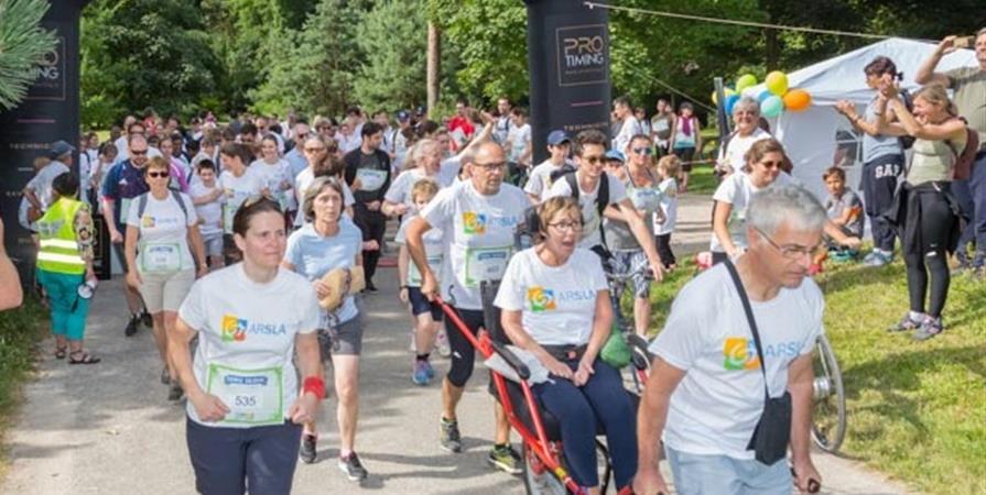 Une course pour ma mère et contre la maladie de Charcot - ARSLA
