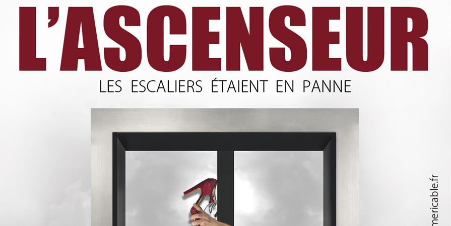 IMPROVISATION AVEC L ASCENSEUR  - Compagnie les Zoaques