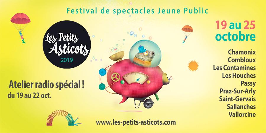 Soyez journaliste pour le Festival des Petits Asticots - LE FIL DE L'ARVE