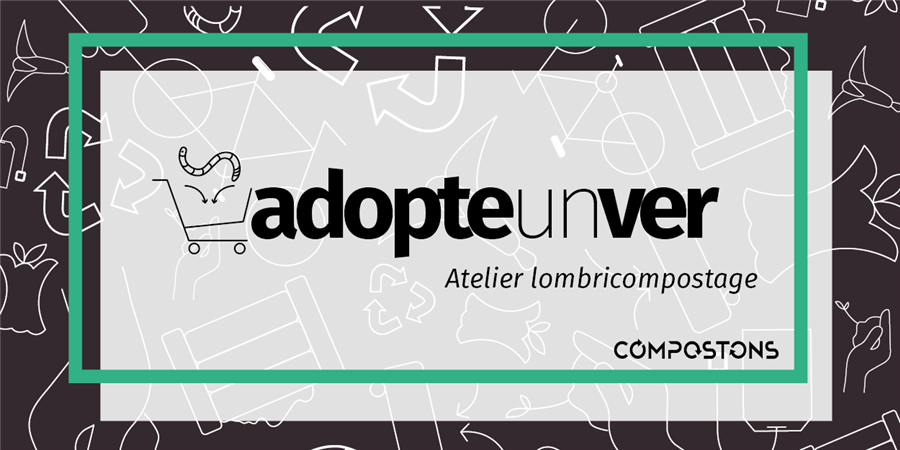 Formation Lombricompostage - Mardi 14 avril 2020 - COMPOSTONS