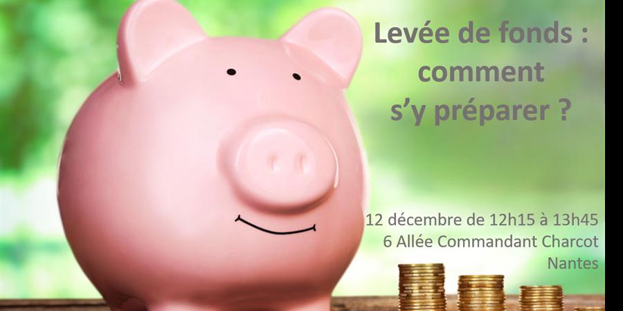 Levée de fond : comment s'y préparer ?  - Work&Co Nantes