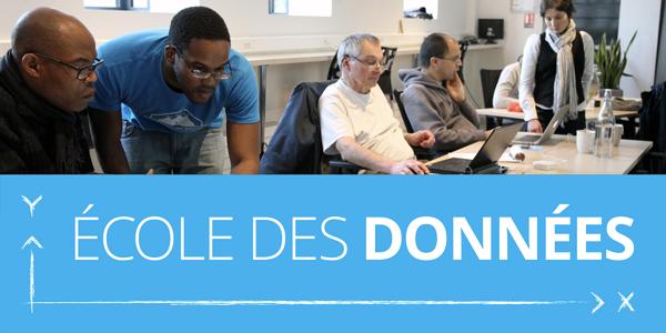 Atelier citoyen École des données : changement climatique - Open Knowledge France