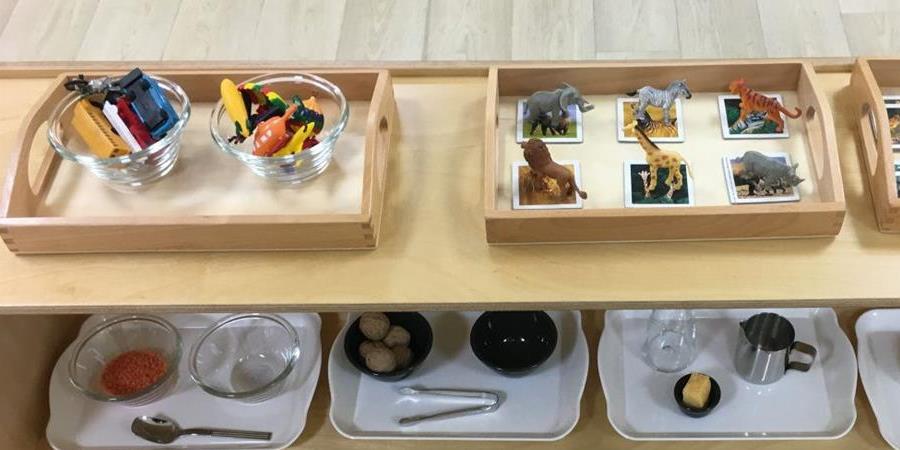 """Ateliers """"GRAINE DE SENS"""" pour les enfants de 4 à 8 ans le mercredi matin - Association Montessori : aide-moi à faire seul"""