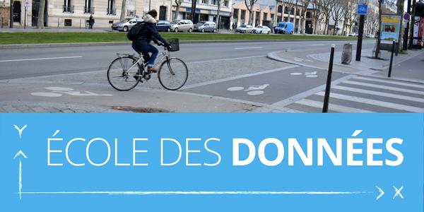 Atelier citoyen École des données : mobilité - Open Knowledge France
