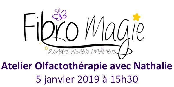 Janvier - Atelier Olfactothérapie - Fibro Magie