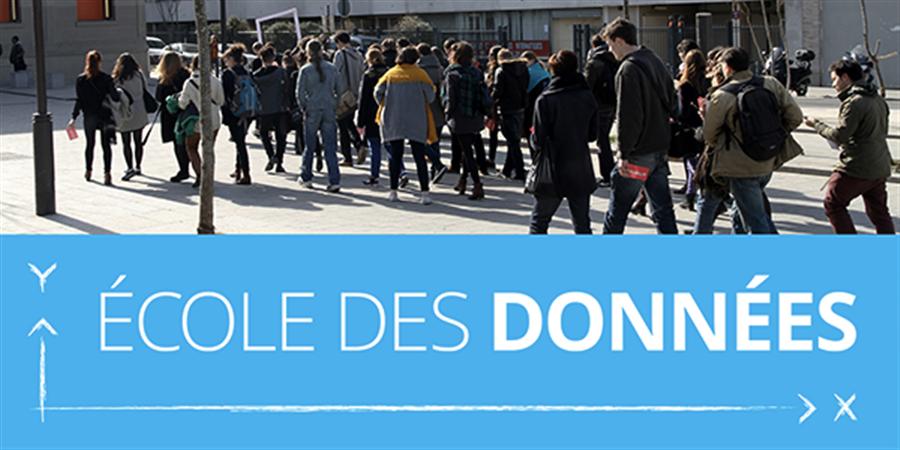 Atelier citoyen École des données : Mon quartier. Nos données. - Open Knowledge France