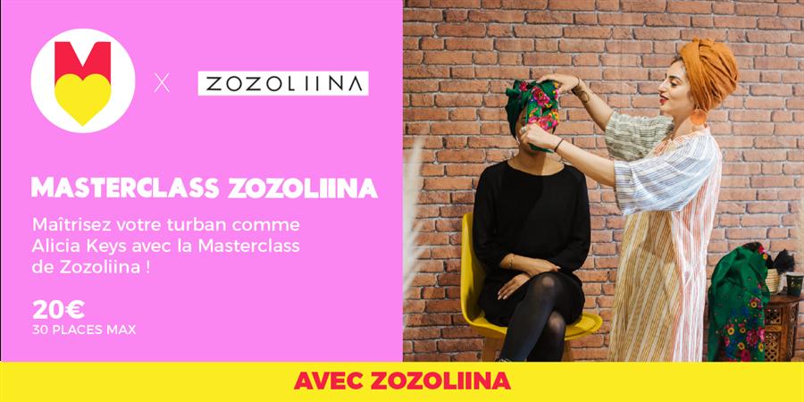 MASTER CLASS L'ART DU NOUAGE - @zozoliina @GIRLS POWER STORE 17/01/2020 - Les Premières Sud