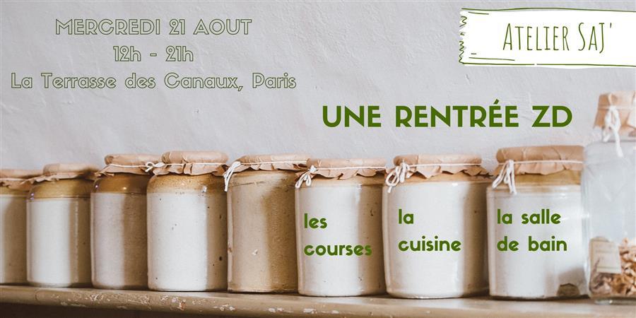 Atelier Saj Rentree Zero Dechet Courses Cuisine Salle