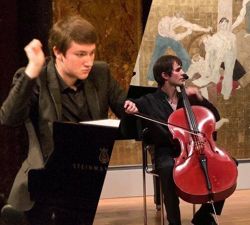 Concert : Autour de la sonate de Chostakovitch - La Maison du Patrimoine