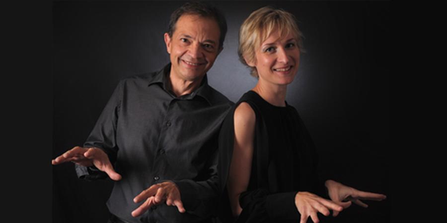 Récital piano à 4 mains avec Alain Jacquon et Alexandra Massei - ArtenetrA