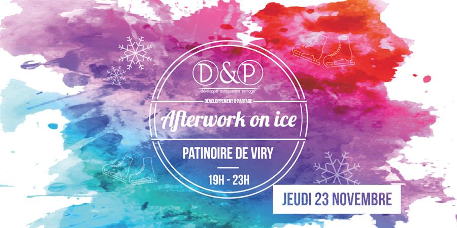 Afterwork on ice - Developpement et Partage