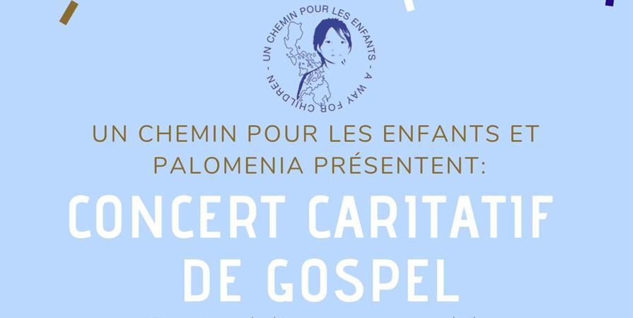 Concert de Gospel pour les enfants des bidonvilles - Un Chemin Pour les Enfants