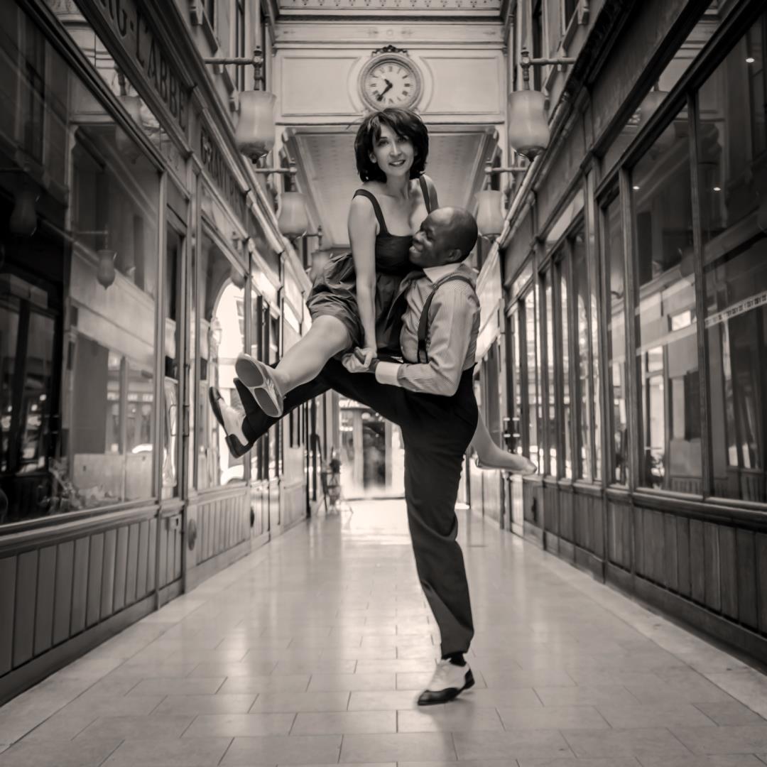 Swing, Lindy Hop et Jazz Roots - Compagnie Méduse Céleste
