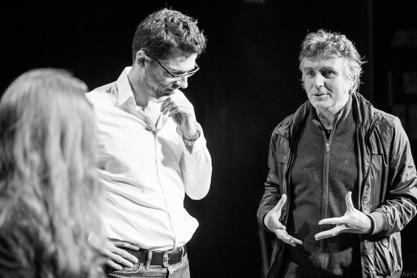 cours de théâtre  - Ateliers Théâtre Thierry Hamon