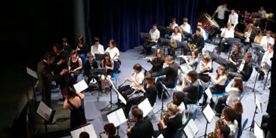 """Orchestre à Vents et Percussions """"ÉVASION"""" - LEO Club de Nancy"""