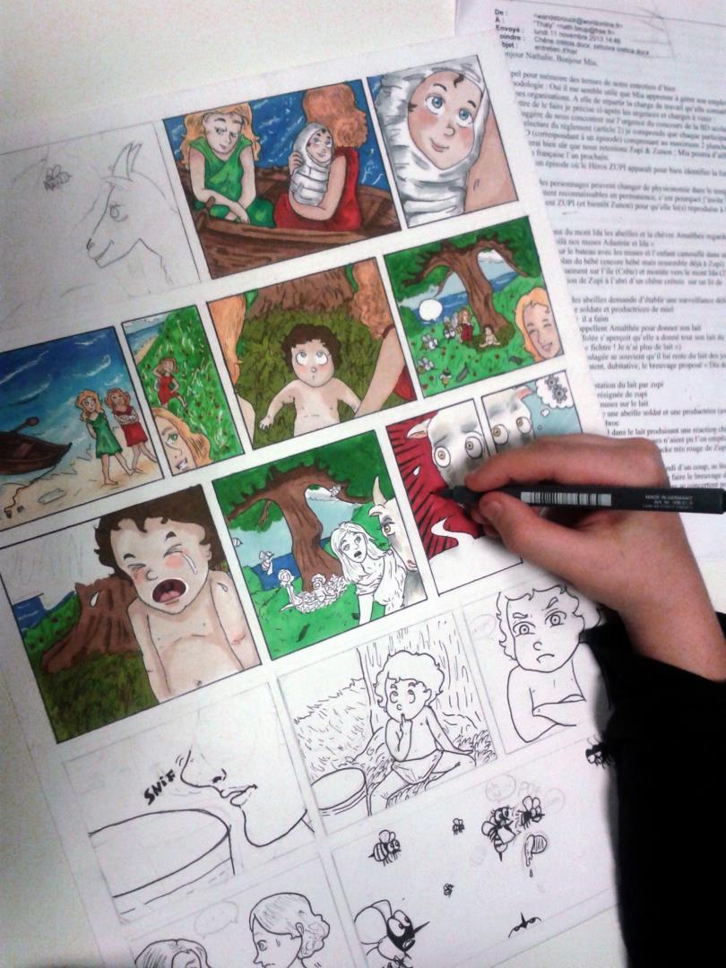 BD & Manga - art-exprim