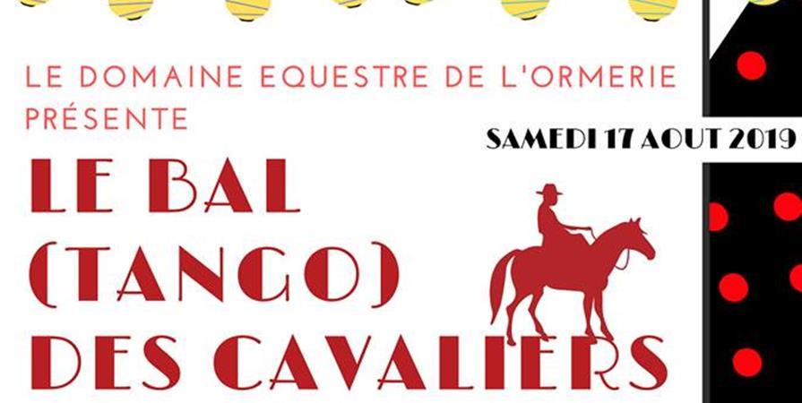 Le Bal (TANGO) des CAVALIERS - IGOR ET COCO
