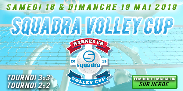 Squadra Volley Cup 2019 - Harnes Volley-Ball