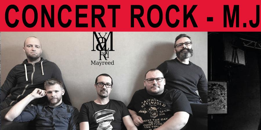 CONCERT ROCK HEADSCAPE & MAYREED - MJC / ESPACE HELIOS