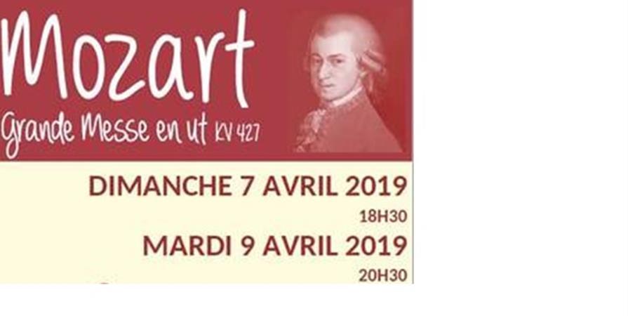 WA Mozart - Grande messe en Ut  - Le Petit Choeur