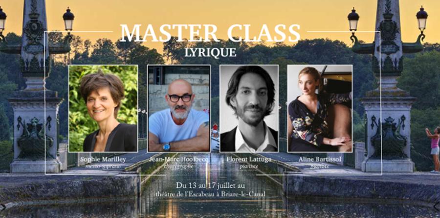 Master Class lyrique - AUTREMENT CLASSIQUE