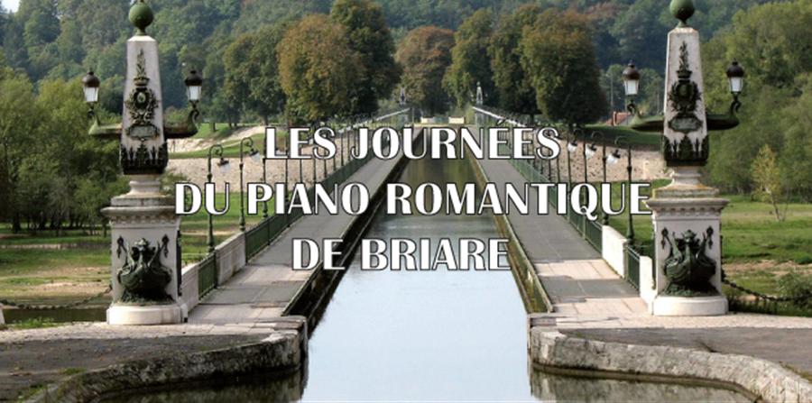 Les journées du piano romantique de Briare - AUTREMENT CLASSIQUE