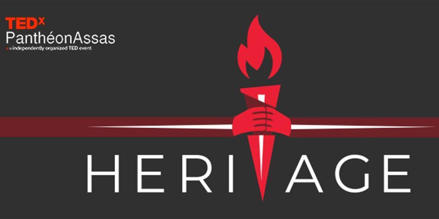 HÉRITAGE  - TEDxPanthéonAssas