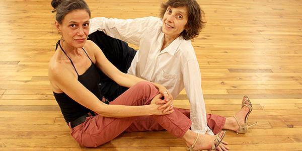 Stage de musicalité d'Anita et Claudia - AlterTango