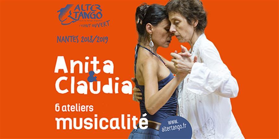 Ateliers Anita et Claudia - AlterTango