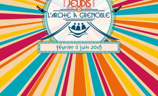 Les Jeudis de l'Arche - Mardi 3 Avril 2018 - Musique baroque  - ARCHE DE JEAN VANIER A GRENOBLE
