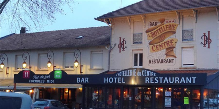 Petit Déj' Réseau d'ICI à l'Hôtellerie du Centre à Salies-du-Salat - 13/12/19 - Réseau d'ICI