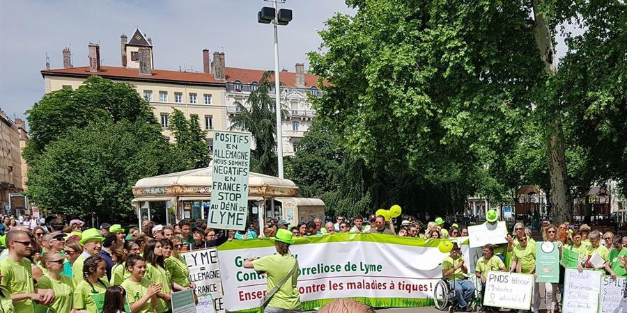 Soirée de soutien à France Lyme - Rotaract Lyon Ouest