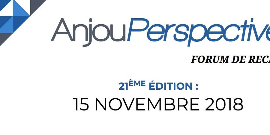 Repas AnjouPerspectives 2018 (Etudiant) - AnjouPerspectives