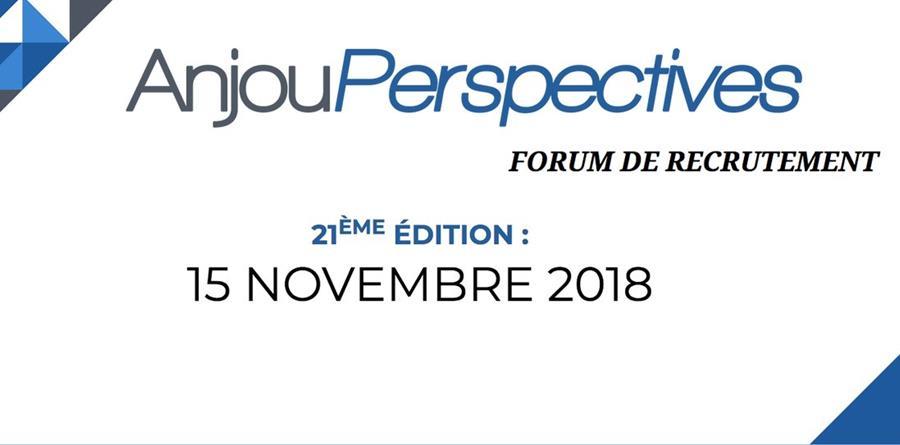 Repas AnjouPerspectives 2018 (Etudiant) - AnjouPerspectives