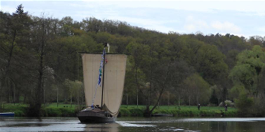 La rêveuse de Saint-Nicolas - Balade découverte - ADAF-Association au Développement des Activités Fluviales