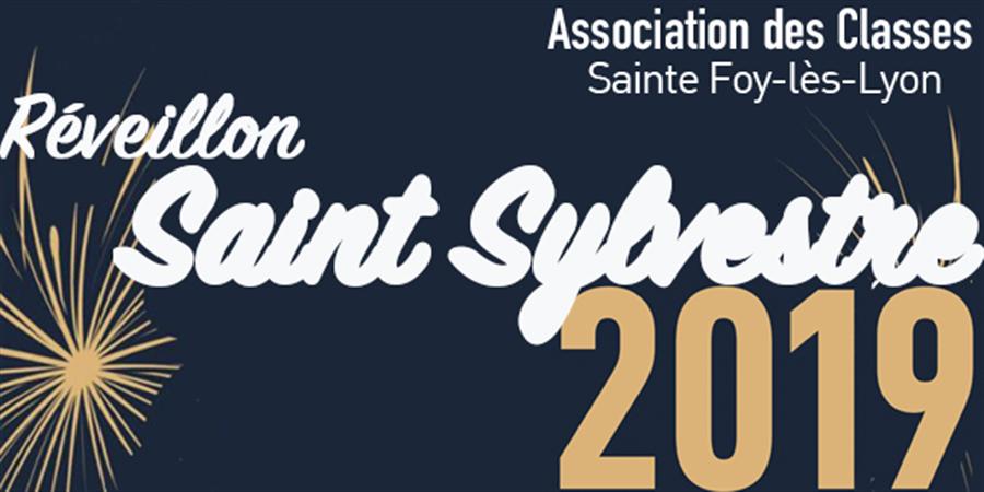 Réveillon de la Saint Sylvestre à Ste Foy-lès-Lyon - Association des Classes de Sainte-Foy-lès-Lyon