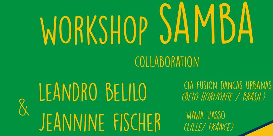 Workshop samba house -