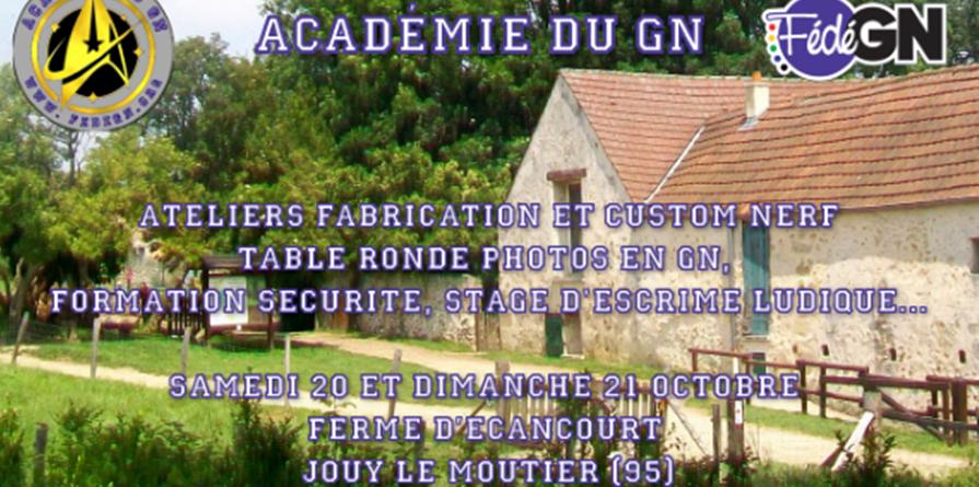 Académie du GN - FédéGN