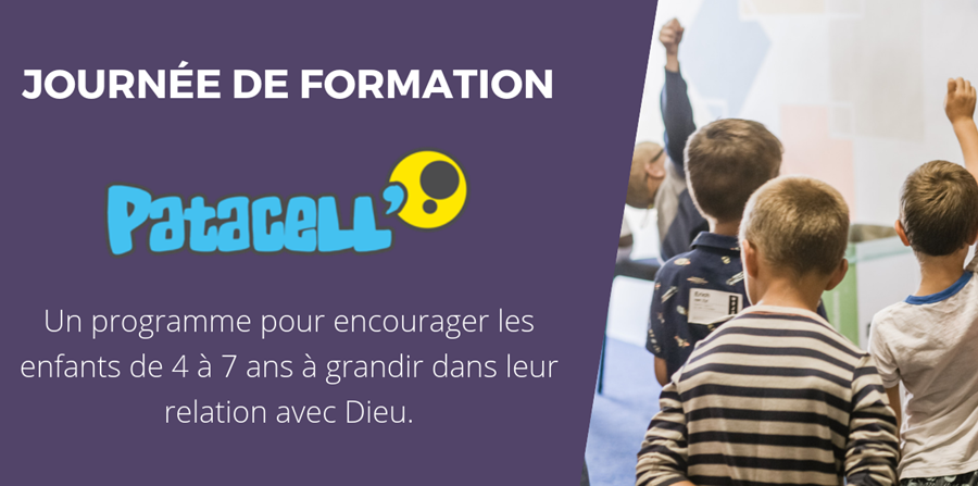 Formation Patacell' - Fabricants de Joie France