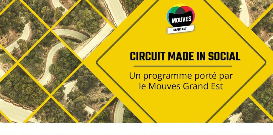 Circuit Made in Social Metz - Mouves Grand Est