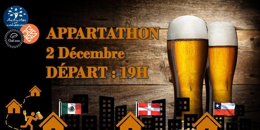Appartathon OGSE Lyon - Première édition - Association OGSE