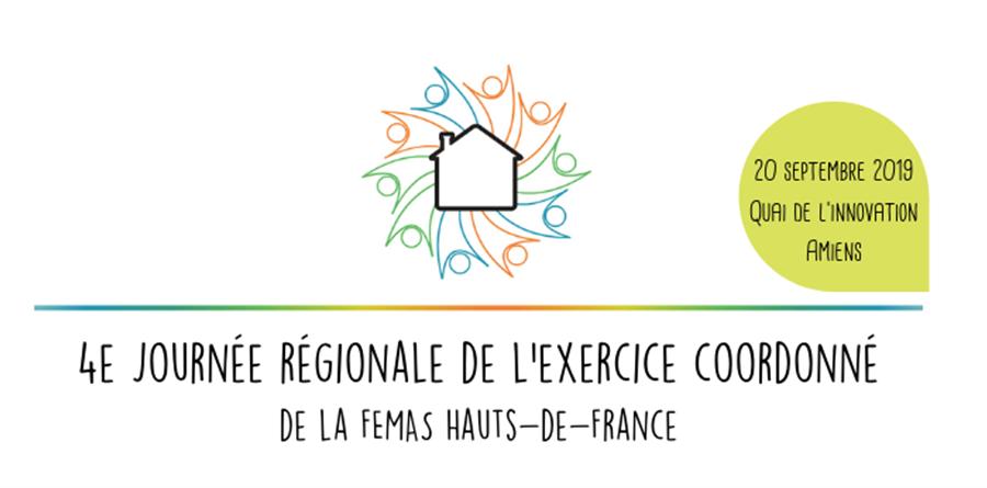Journée régionale de l'exercice coordonné 2019 - FEMAS Hauts-de-France