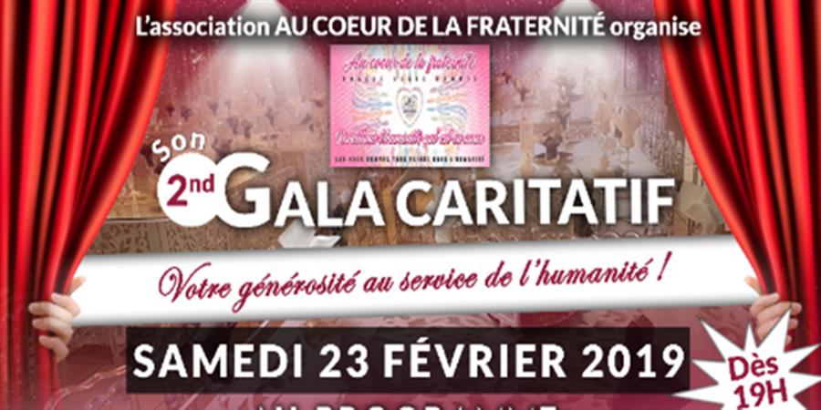 Gala  - Au Cœur de la Fraternité