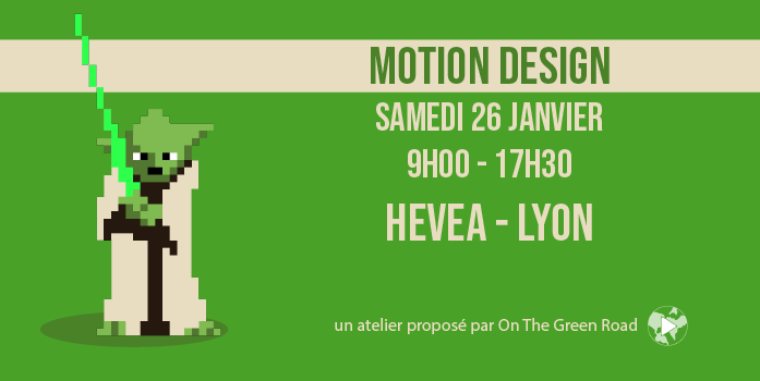 ATELIER MOTION DESIGN - On The Green Road