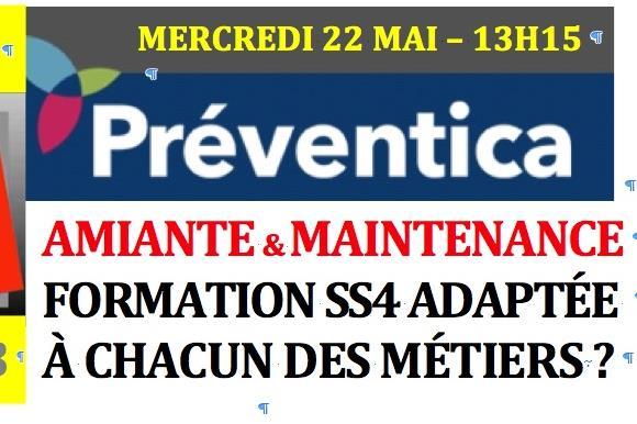 CONFÉRENCE RESOA+ PRÉVENTICA PARIS 22/05/2019 - réso A+