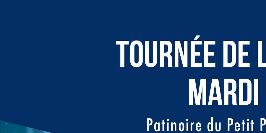 TOURNÉE DE L'ÉQUIPE DE FRANCE DE PATINAGE  - Nantes Sport de Glace